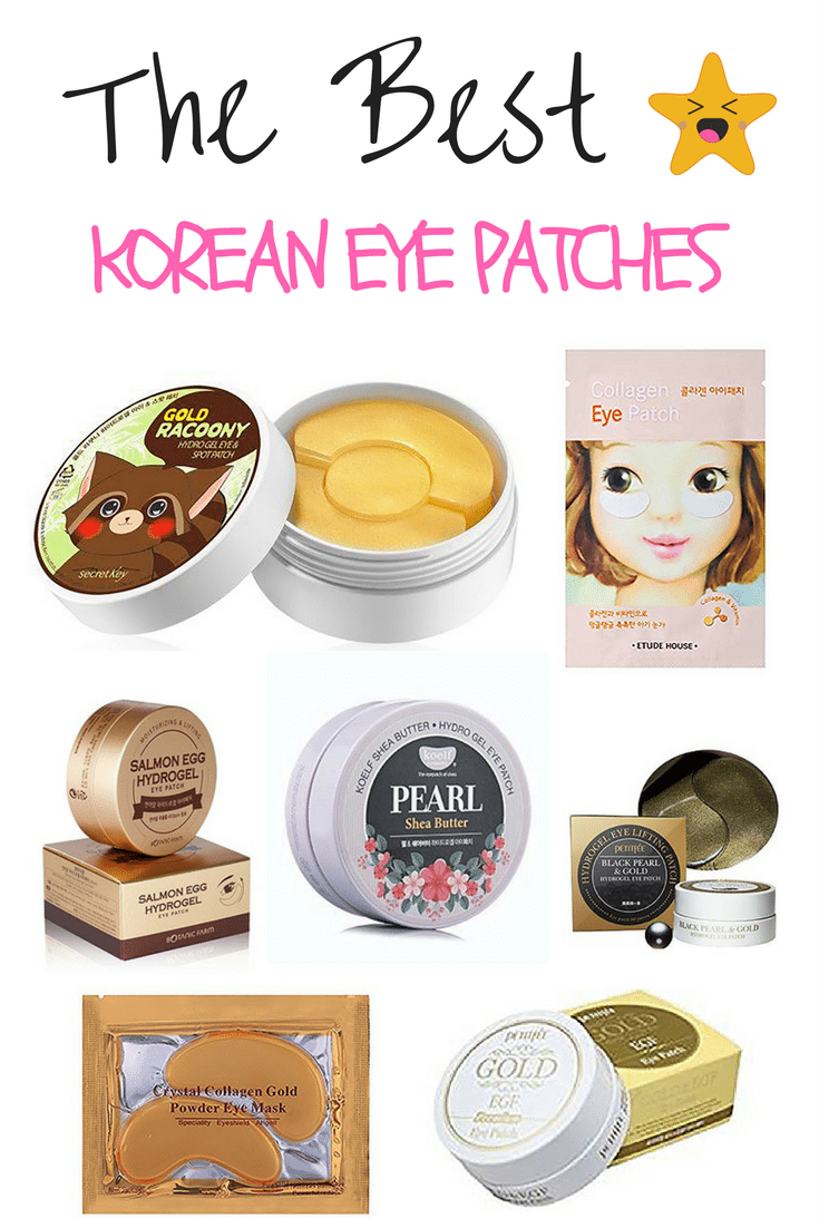 best-korean-eye-patches