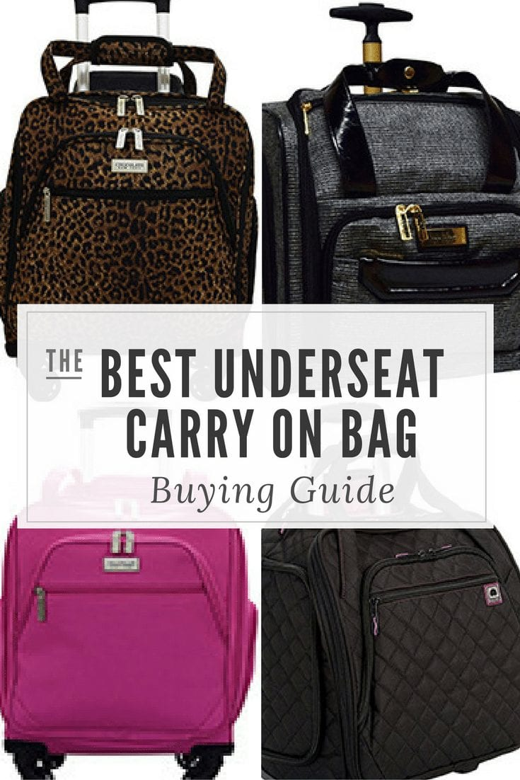 best-underseat-carry-on-bag