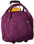 best-underseat-carry-on-delsey-purple