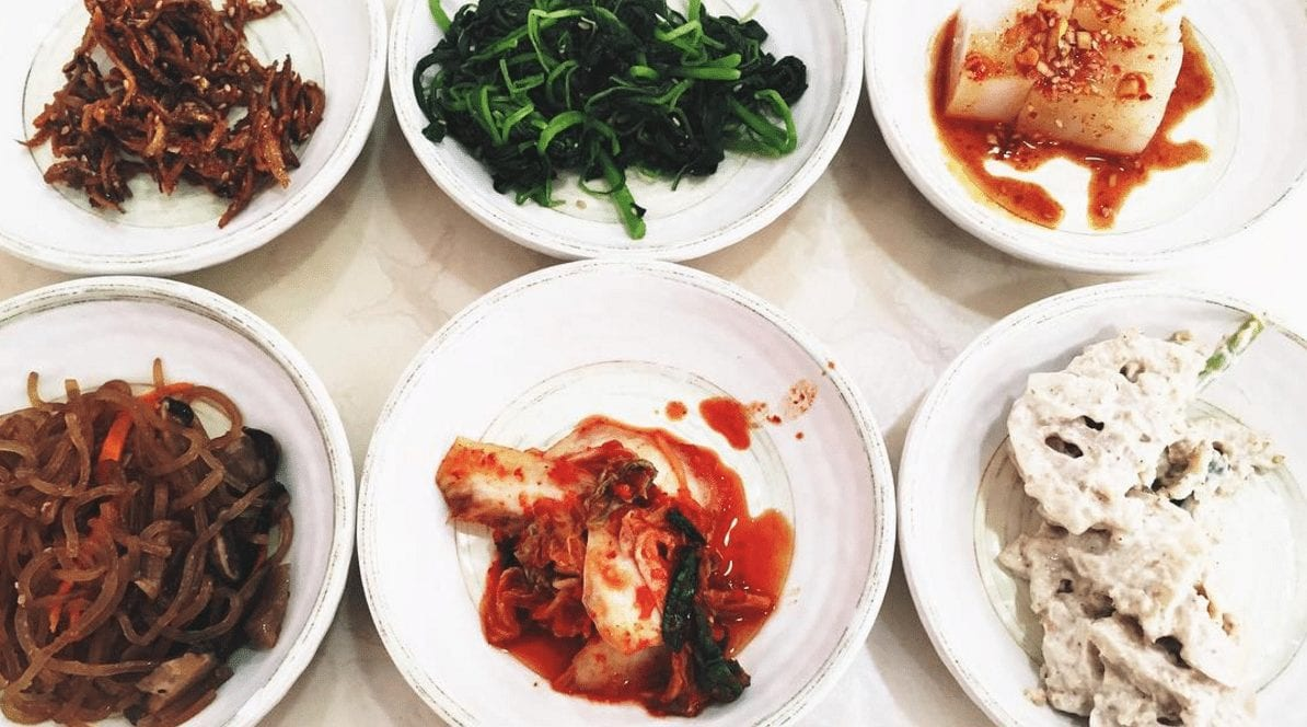 Korean Vegetarian Banchan