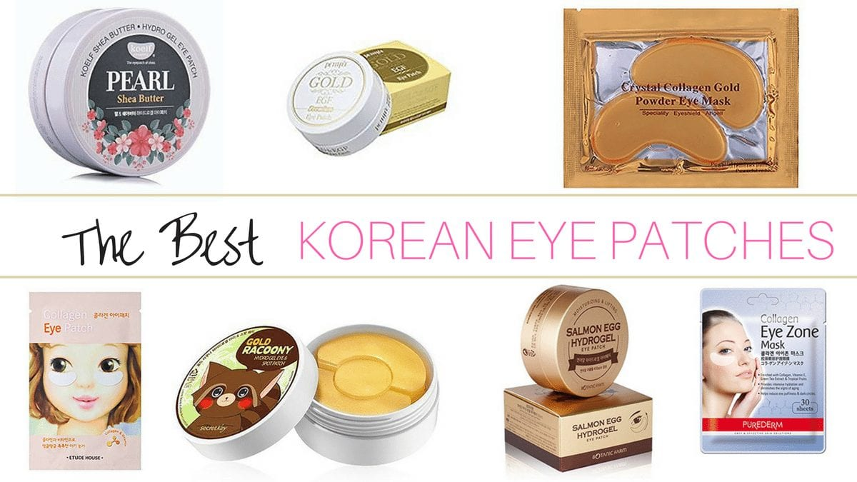 Best Korean Eye Patch 2016 - Buyers Guide