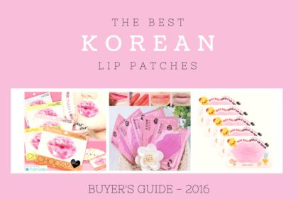 The Best Korean Lip Patches Buyer's Guide 2016