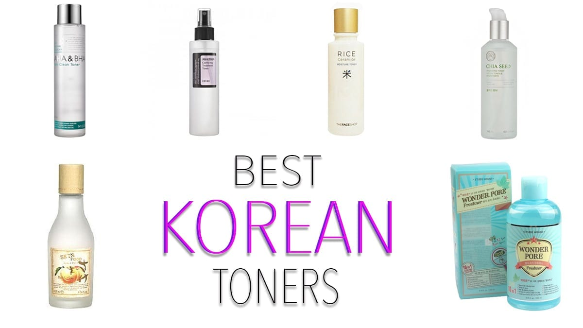 10 Best Korean Toners Nylon Pink
