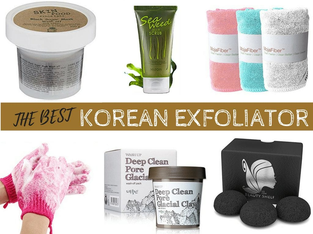 10 Best Korean Exfoliators Nylon Pink