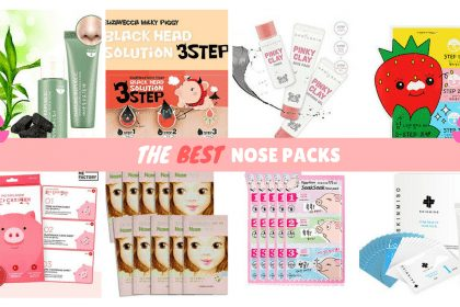 The Best Nose Packs