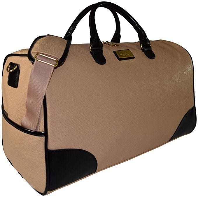 BEST CARRYON DUFFEL BAG FOR WEEKEND TRAVEL - Nicole Miller