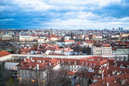 Last Minute Luxury Travel in Prague- prague castle