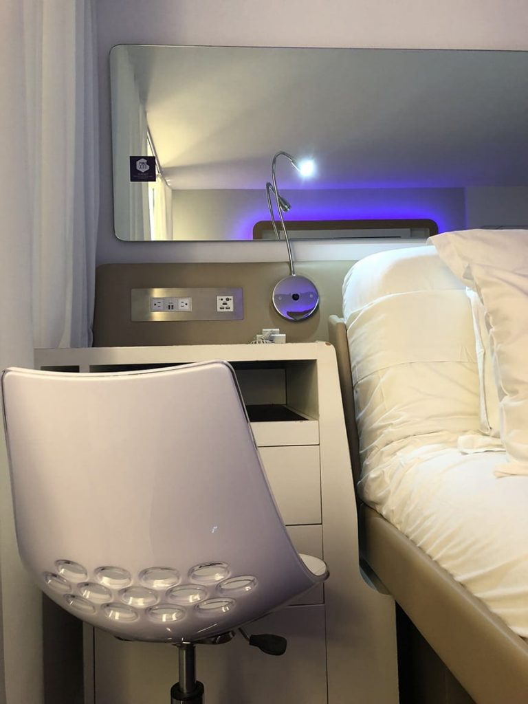 1 yotel new york at times square west reviews - Desk