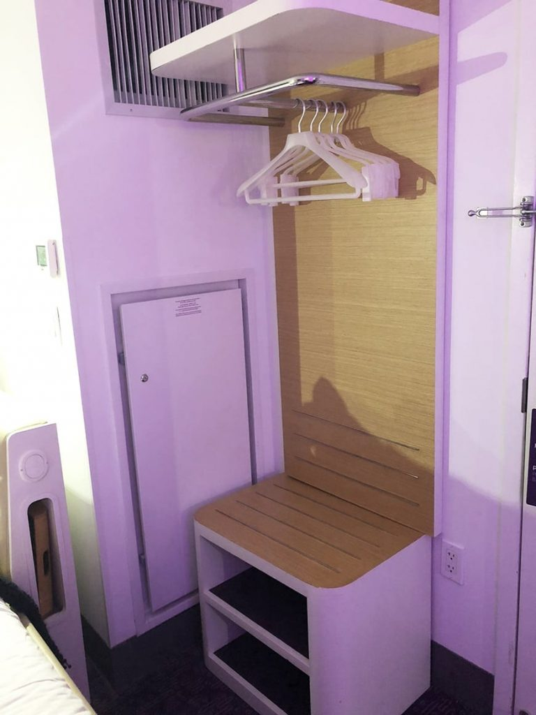 yotel new york at times square west reviews - Closet