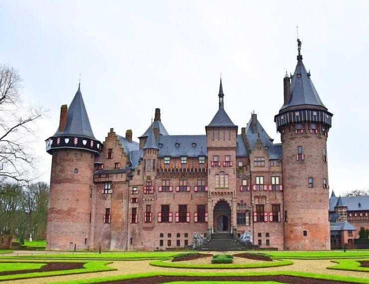 best places in netherlands - castles