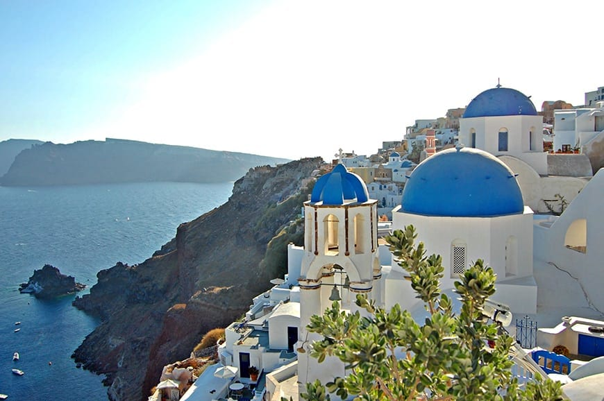 top 10 best things to do in santorini greece - OIA