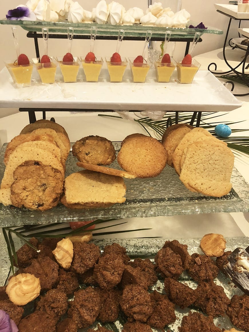 Luxe Sunset Boulevard Hotel - Easter Brunch Buffet - Desserts