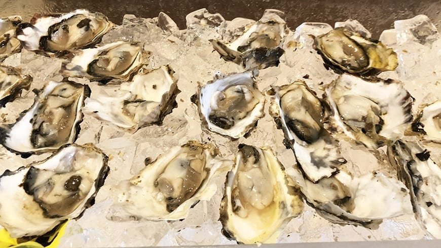 Luxe Sunset Boulevard Hotel - Easter Brunch Buffet - Oysters