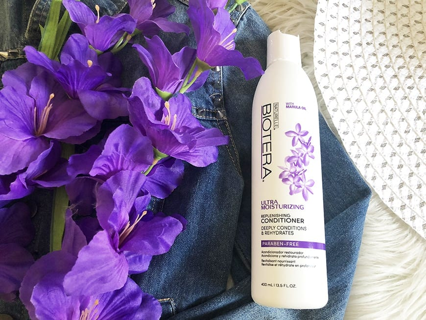 Biotera Ultra Moisturizing Marula Oil for Hair - Conditioner