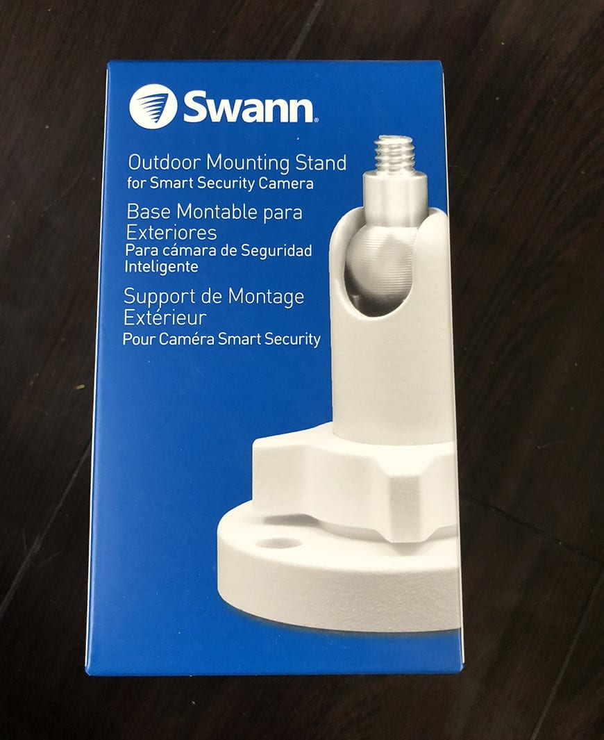Swann Smart Security Camera Wireless 1080 Mounting Stand
