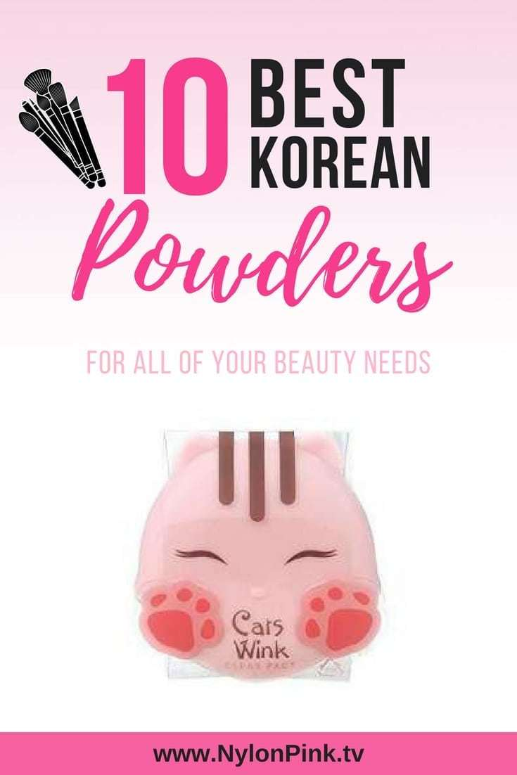 best korean powders