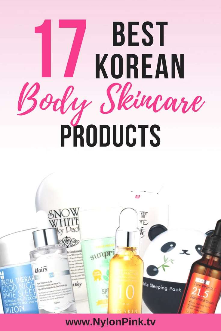 We're pretty good at taking care of our face, but let's not forget about our body! Check out these incredible skincare products that will keep your body looking as good as your gorgeous face. #skincare #bodyskin #healthyskin #health #beauty #koreanbeauty #kbeauty #lotion #skincareWe're pretty good at taking care of our face, but let's not forget about our body! Check out these incredible skincare products that will keep your body looking as good as your gorgeous face. #skincare #bodyskin #healthyskin #health #beauty #koreanbeauty #kbeauty #lotion #skincare