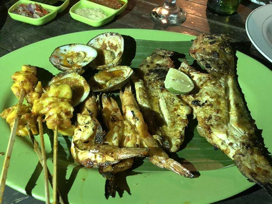 3 Jamahal Private Resort & Spa Jimbaran Bay_Fish and Seafood Cafe