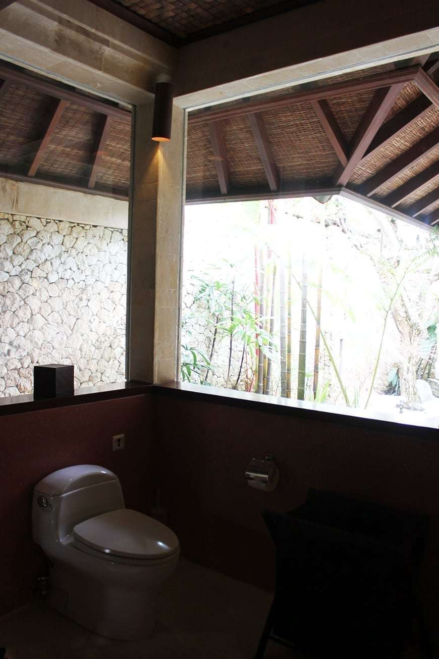 Jamahal Private Resort & Spa Jimbaran Bay_Toilet