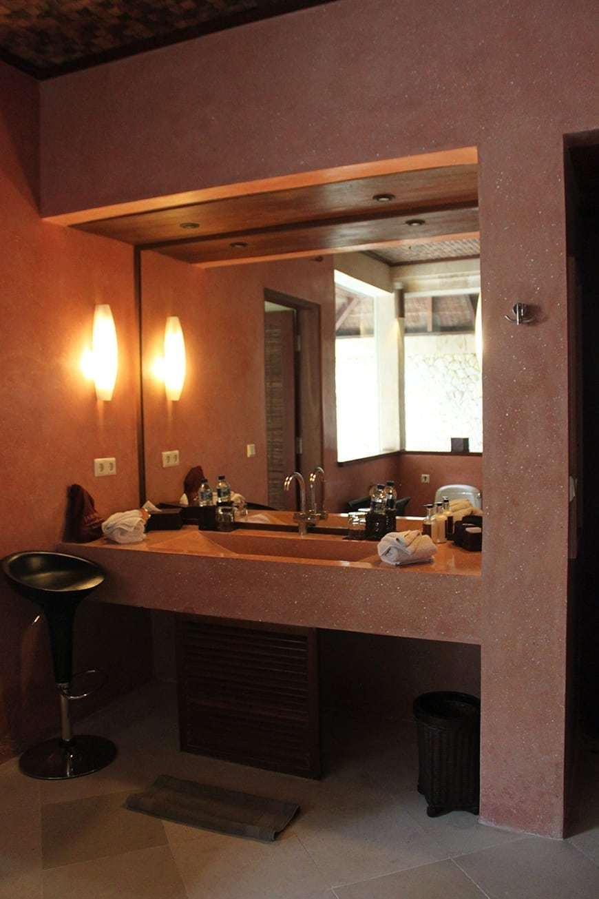 Jamahal Private Resort & Spa Jimbaran Bay_bathroom