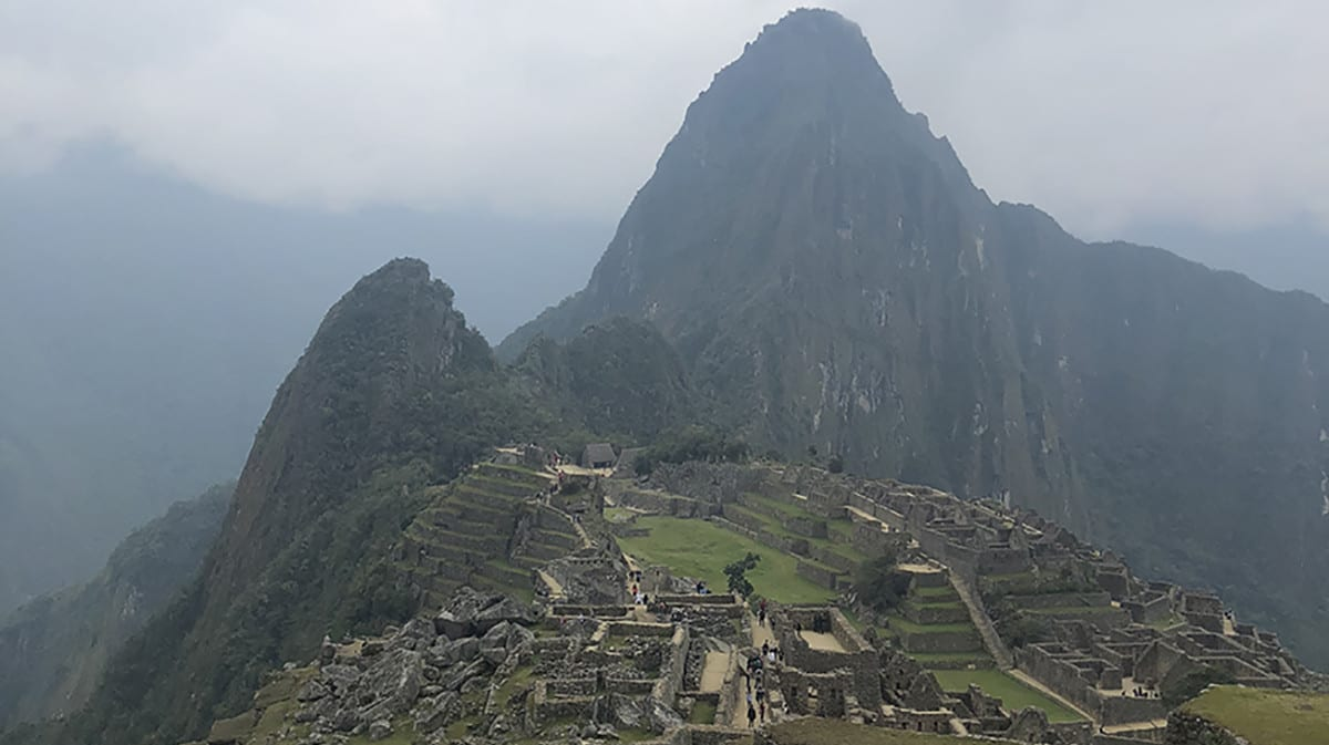 Planning a trip to machu picchu- 2 days 1 night tour from Cusco artifact 2