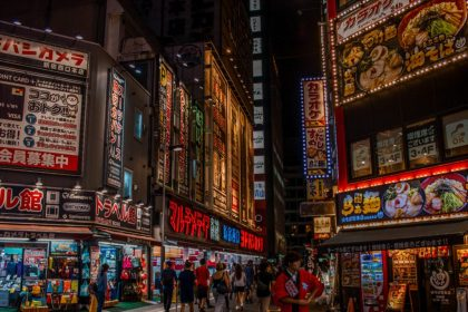 Things to Do in Japan in April - Tokyo Night