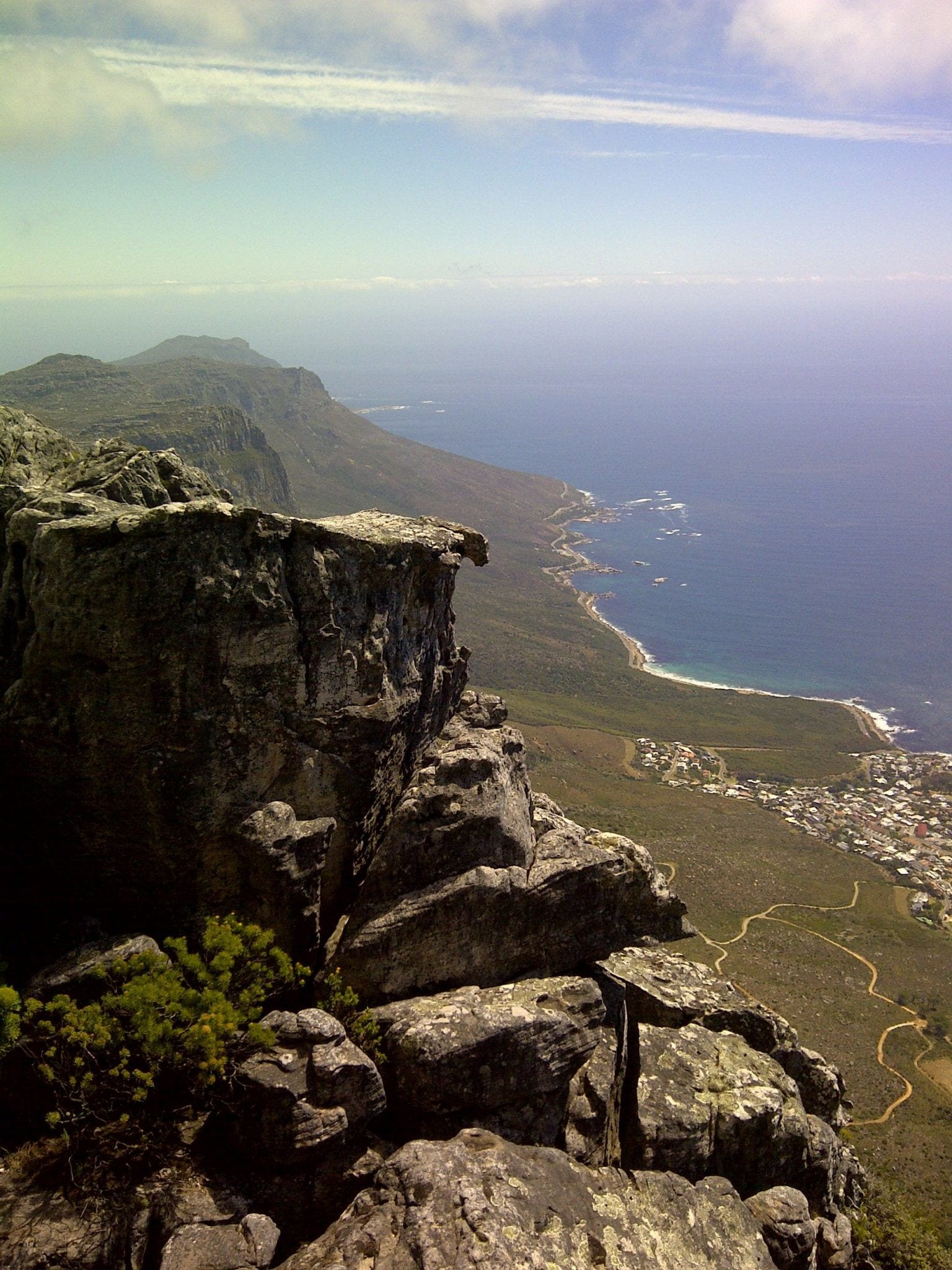 Lions Head cable-car-THINGS TO DO IN CAPE TOWN IN NOVEMBER