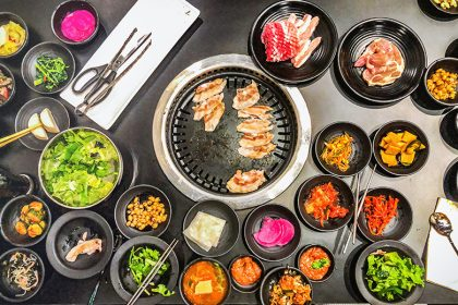 Korean BBQ Banchan