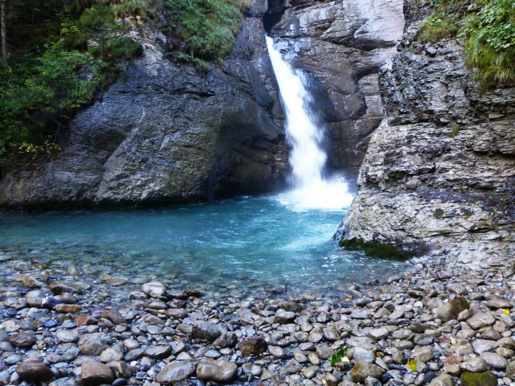 3-Day Itinerary for Switzerland's Bernese Oberland - Trümmelbach Falls