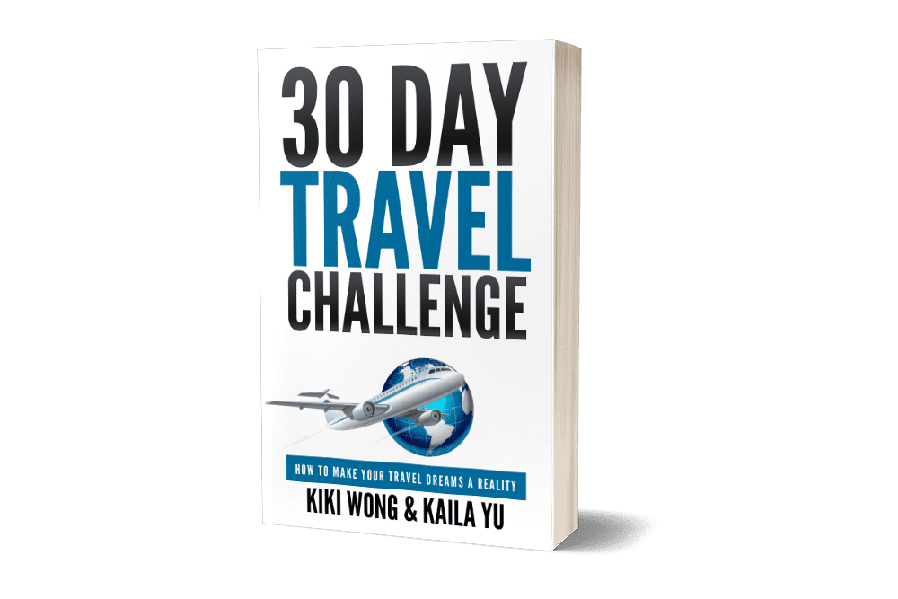 30 Day Travel Challenge