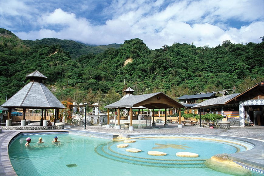 Best Wellness Destination - Taiwan Hot Springs