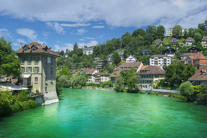 6 Nights 7 Days Switzerland Itinerary - Bern