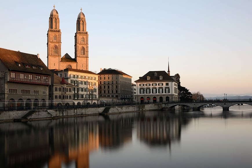 6 Nights 7 Days Switzerland Itinerary - Zurich