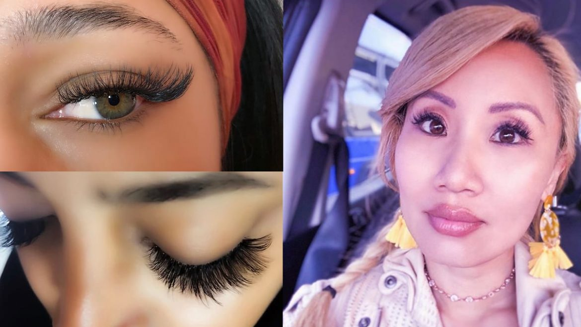 The Best Eyelash Extensions in Los Angeles for Asian Eyes