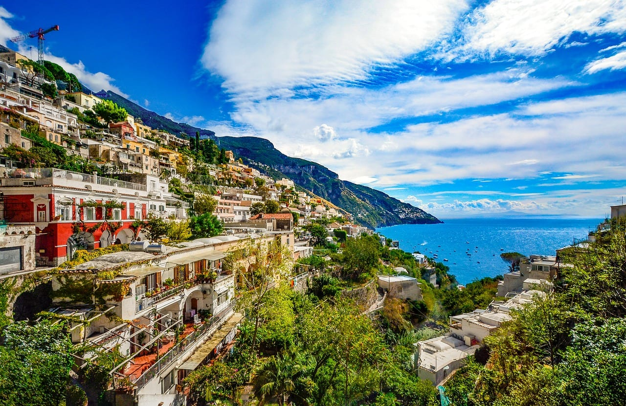 14 day itinerary in italy and greece