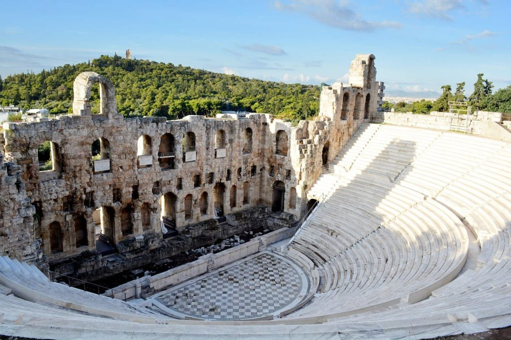 14 day itinerary in italy and greece athens
