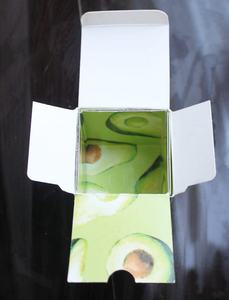 Glow Recipe – Avocado Retinol Mask box