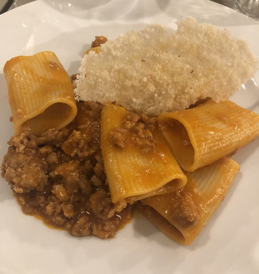 3-Day Itinerary in Emilia-Romagna, Italy - Paccheri strolghino ragù