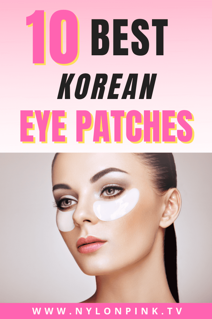 Get rid of those unwanted bags under your eyes with these incredible Korean Eye Patches! Check out the best on the market that keep your skin bright and healthy. #eyepatches #eyepatch #korean #koreanbeauty #kbeauty