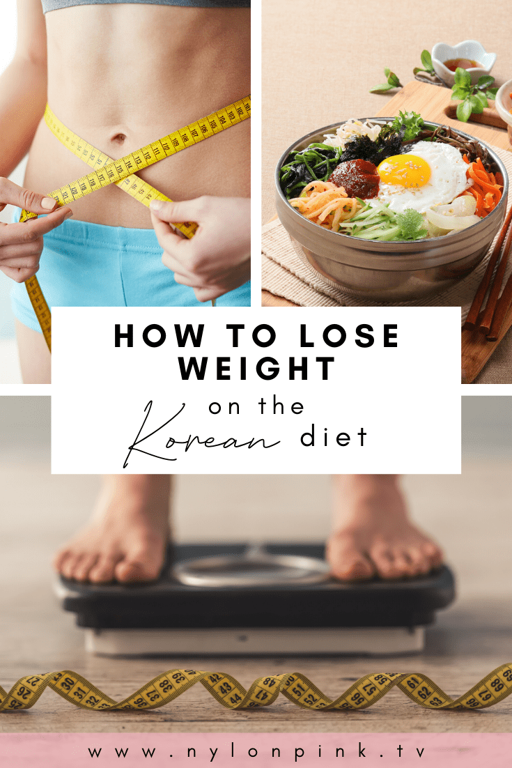 Want to know how Korean women don't get fat? We wrote all you need to know on how to lose weight on the Korean diet and lifestyle. #diet #health #healthy #weightloss #nutrition #travel #korea
