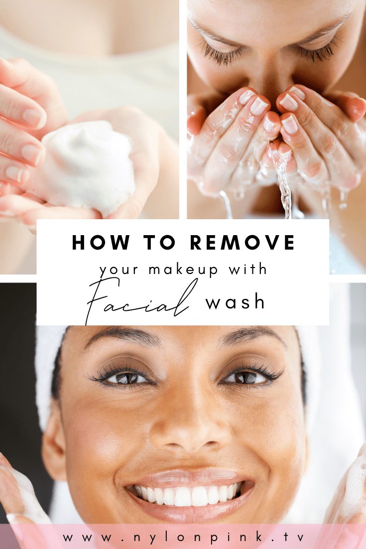 Removing your makeup can be tricky. That's why we put together the best Japanese facial washes to get the perfect clean after wearing even the toughest to remove makeup. #japanese #japaneseskincare #skinicare #facewash #japanbeauty #beauty