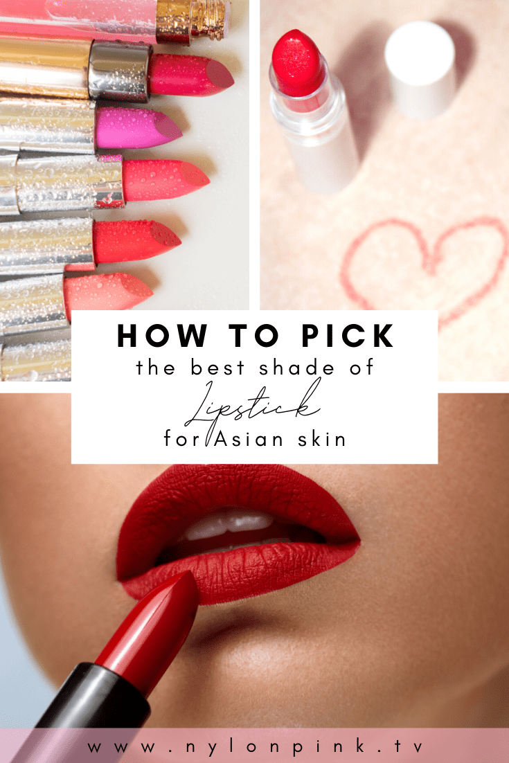Finding the perfect lipstick is never easy, and Asians are not an exception. To help you avoid lipstick mistakes, we found 10 amazing products that look the most flattering on Asian skin. #lipstick #beauty #makeup #makeuphacks #lipsticks #skincare #kbeauty #koreanbeauty